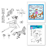 Fairytale Fox Clear Stamp Set from Whimsical and Wild Collection by Jane Davenport