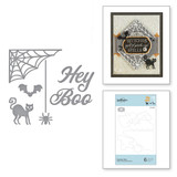 Spooky Boo Etched Dies Halloween Collection from Amazing Paper Grace by Becca Feeken