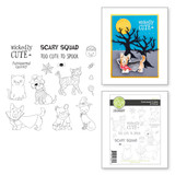 Costumed Cuties Clear Photopolymer Stamp Set