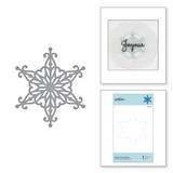 Die-Lite Radiant Snowflake Etched Die from Sparkling Christmas Collection