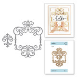 Shapeabilities Candlewick Canopy Etched Dies Candlewick Sampler Collection by Becca Feeken