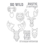 Great Outdoors Stamp Set
