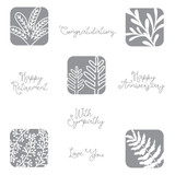 Life's Moments Stamp Set
