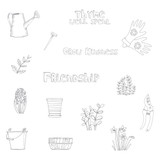 Grow Friendship Stamp Set