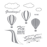 Fly Away Stamp Set