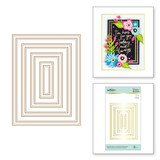 Essential Duo Lines Glimmer  Rectangles