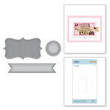 Sweet Confections Label and Banner by Tina Smith