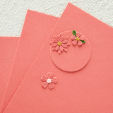 Dahlia Color Essentials Cardstock