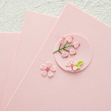 Pink Sand Color Essentials Cardstock