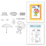 Cute Boots Clear Stamp Set from Cardmaker Stamp Collection