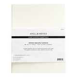 Glimmer Specialty Cardstock 25 Pack