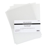 Clear Accetate Sheets from the Card Shoppe Essentials Collection
