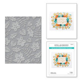 Falling Leaves Embossing Folder from the Fall Traditions Collection