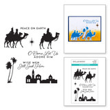 Three Kings Clear Stamp Set from the Christmas Traditions Collection