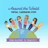 Around the World Virtual Cardmaking Event Registration - for retailers