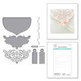 Perfect Harmony Notecard Embellishments Etched Dies from Sweet Serenade Notecards Collection by Becca Feeken