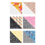 Colorful Journey Prints Printed Paper Pack