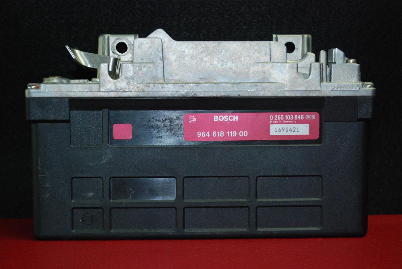 Porsche 911 964 C2 ABS Control Module Unit Anti Lock Brakes Brain 96461811900
