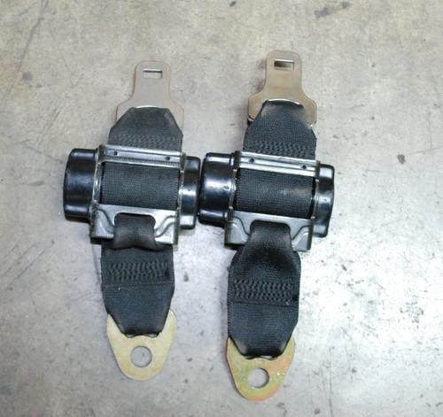 Porsche 911 964 993 69-98 Rear Seat belt Repa Automatic 477.857.787C Lap Belt
