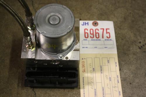 Porsche 987 Boxster ABS Pump 987.355.755.04 98735575504