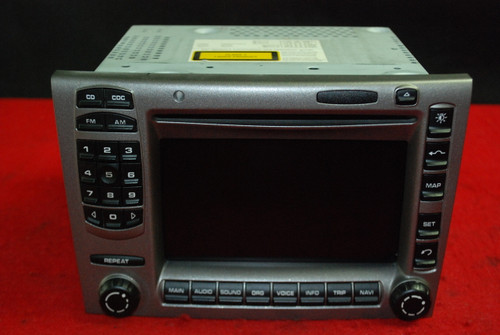 Porsche 911 997 987 Boxster Cayman Radio Navigation Head Unit PCM 2.1 PCM2 PCM 997.642.133.05