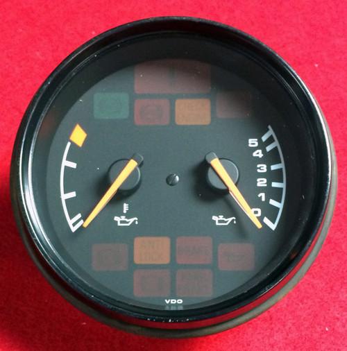 911 993 Carrera Oil Temp/Pressure Gauge 94-98 (99364110302)