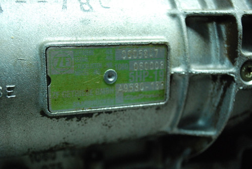 Porsche 911 996 C4 A9630 Transmission Automatic Tested Good 996.300.010.33