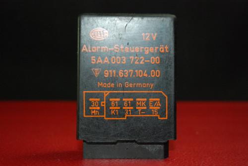 Porsche 911 924 944 Alarm Control Unit Relay Hella 91163710400 OEM