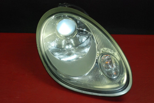 Porsche 987 Boxster Cayman Right Passeneger Xenon Headlight OEM Factory Light