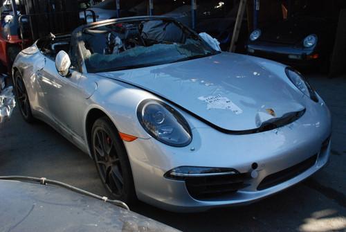 2014 Porsche 991 Silver