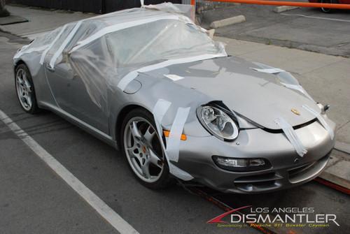 2005 Porsche 997 Silver