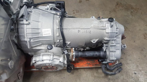 Porsche 911 997 Twin Turbo Tiptronic Automatic Transmission Gearbox