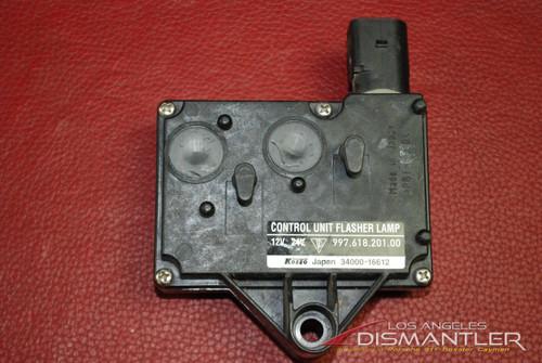 Porsche 911 997 Flasher Lamp Control Unit Direction Indicator Light 99761820100