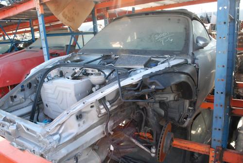Silver 996 Carrera Cabriolet