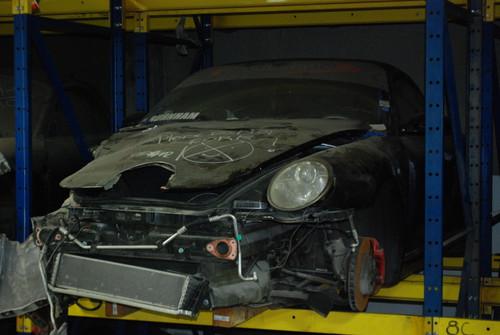 2006 Black 997 Carrera S Cabriolet
