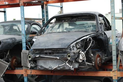 2000 Black 996 Carrera Cabriolet