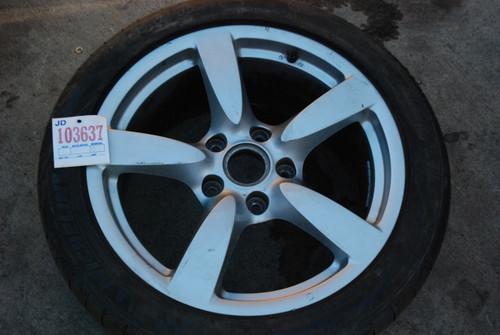 """Porsche 987c  Cayman S Wheel 9x18 ET43  987.362.138.01 18"""" Rim"""
