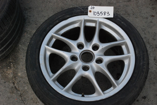 "Porsche 986 Boxster S II Wheel 8.5x17 ET48  98636212607  17"" Rim"