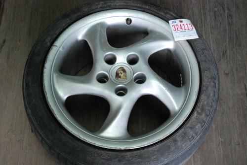 Porsche 993 Aftermarket Turbo Twist Wheel 10x18 ET47