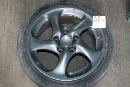 Porsche 911 996 Turbo Twist Hallow Spoke Wheel   8x18 ET50 99636213604