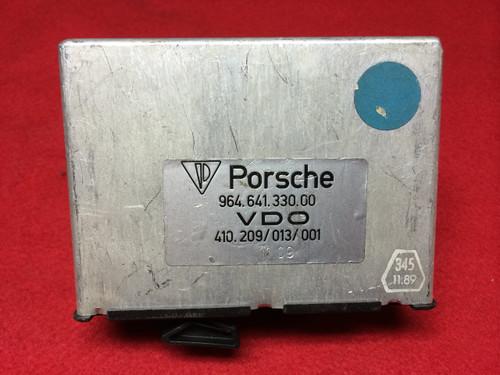 Porsche 911 964 VDO Central Indicator 1989-94 (96464133000)