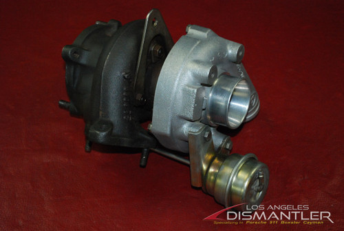 Porsche 911 993 Turbocharger TURBO Tripple K KKK 5324 101 5075 24 9089 D5