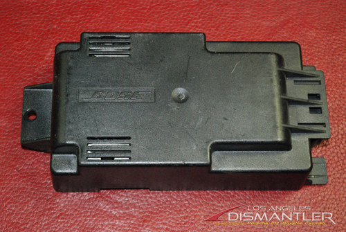 Porsche 911 986 996 Carrera Boxster Bose Additional Amplifier Amp Audio Radio