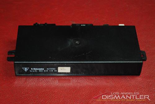 Porsche 993 Targa Driving Mechanism Glass Roof Control Unit Module 99361811800