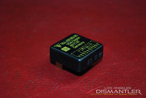 Genuine Porsche 911 964 Carrera Bridge Adapter Relay Factory OEM 96461018305