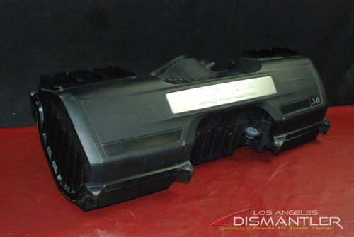 Porsche 911 997 Carrera Air Cleaner Box Airbox Assembly 99711002231 Factory OEM