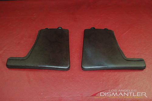Porsche 911 997 987 Boxster Coffee Brown Left Right Trim Cover Center Console