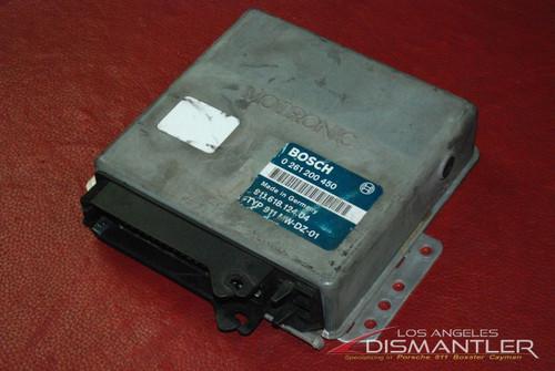 Porsche 911 964 Motronic DME Engine Control Module Unit ECU 911.618.124.04 OEM