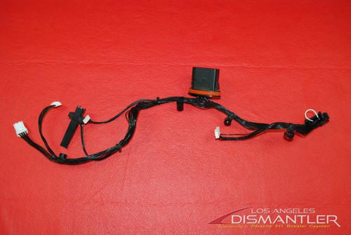 Porsche 911 991 981 HID Xenon Ballast Headlight Wiring Loom Wire Cable Plug OEM