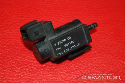 Porsche 911 993 Changeover System Diverter Valve 99360512300 Engine Block Sensor